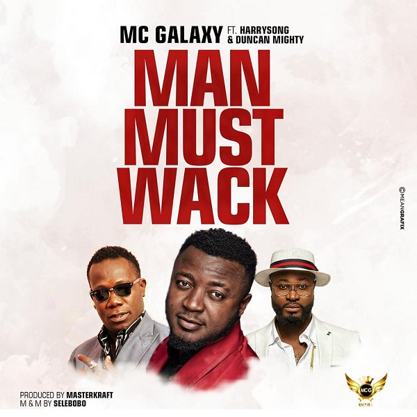 MC Galaxy Man Must Wack