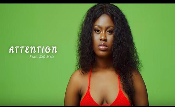 Vanessa Nice Attention video