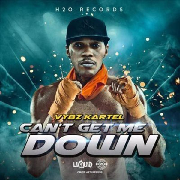 DOWNLOAD MP3: Vybz Kartel – Can't Get Me Down