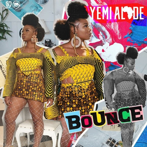 DOWNLOAD MUSIC: Yemi Alade – Bounce
