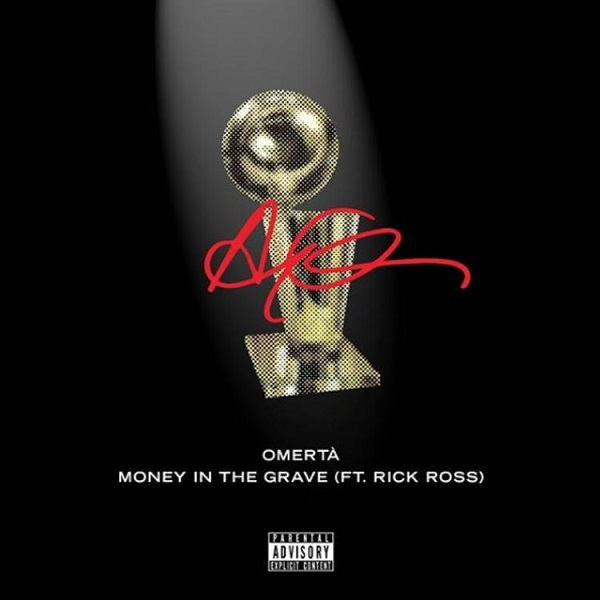 DOWNLOAD MP3: Drake – Money In The Grave ft. Rick Ross