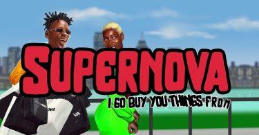 Mr Eazi Supernova video