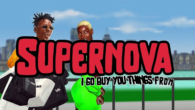WATCH VIDEO: Mr Eazi – Supernova » (Visualizer Download)