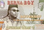 Burna Boy Different