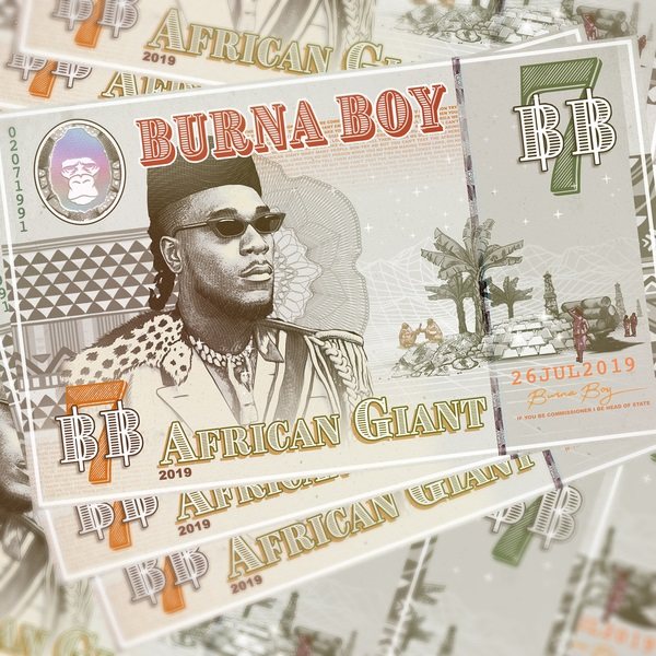 Burna Boy Pull Up