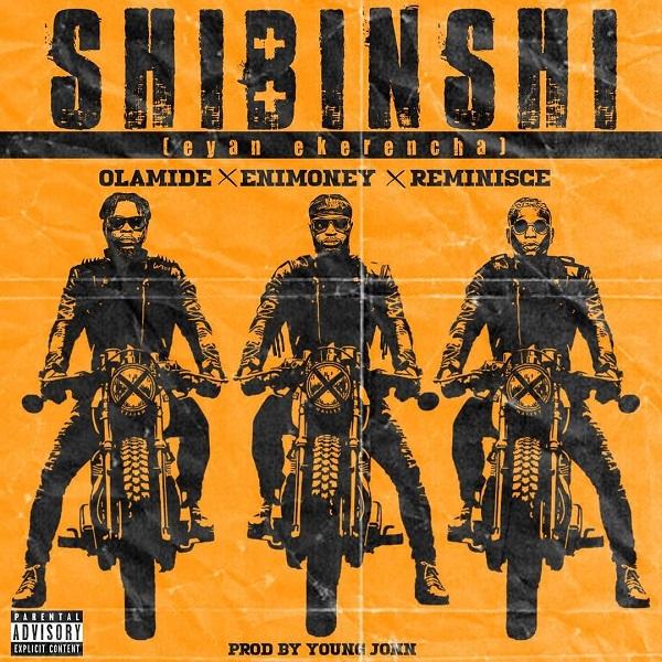 DJ Enimoney Shibinshi