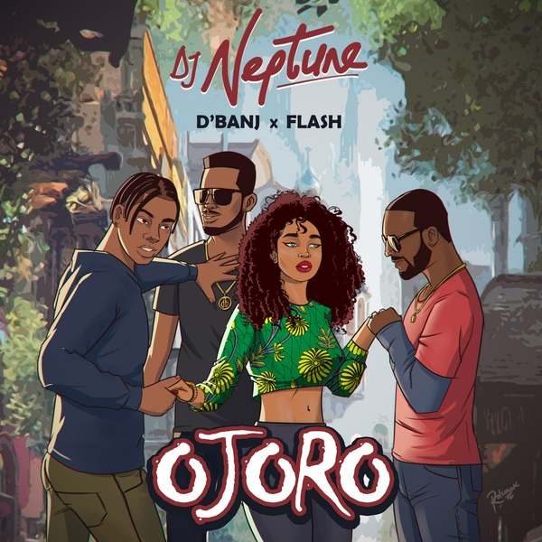 Download Music: DJ Neptune Ft. D'Banj x Flash — Ojoro