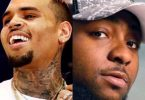 Chris Brown, Davido