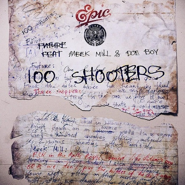 Future 100 Shooters artwork