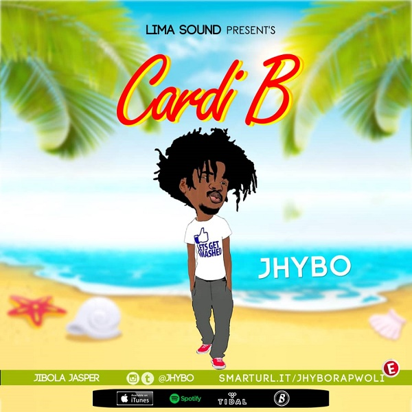 DOWNLOAD Music Jhybo – Cardi B Mp3