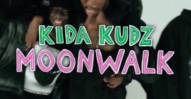Kida Kudz Moonwalk Video