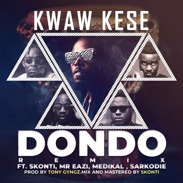 Kwaw Kese Dondo (Remix)