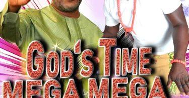Popori Boga God's Time Mega Mega