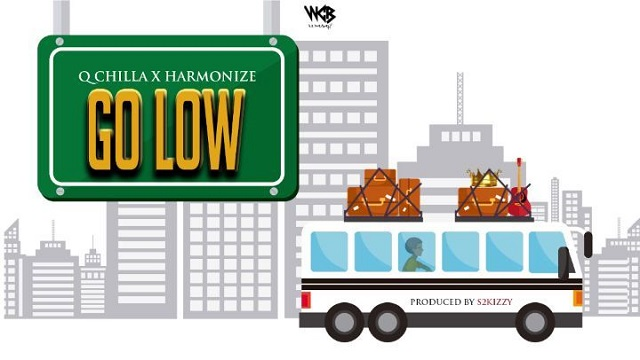 DOWNLOAD Music: Q Chilla Ft. Harmonize – Go Low