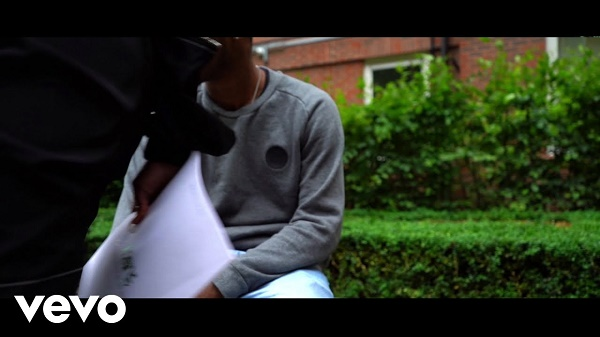 Rashelle Blue Akosombo video