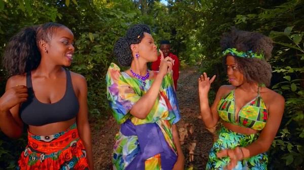 Spice Diana Omusheshe video
