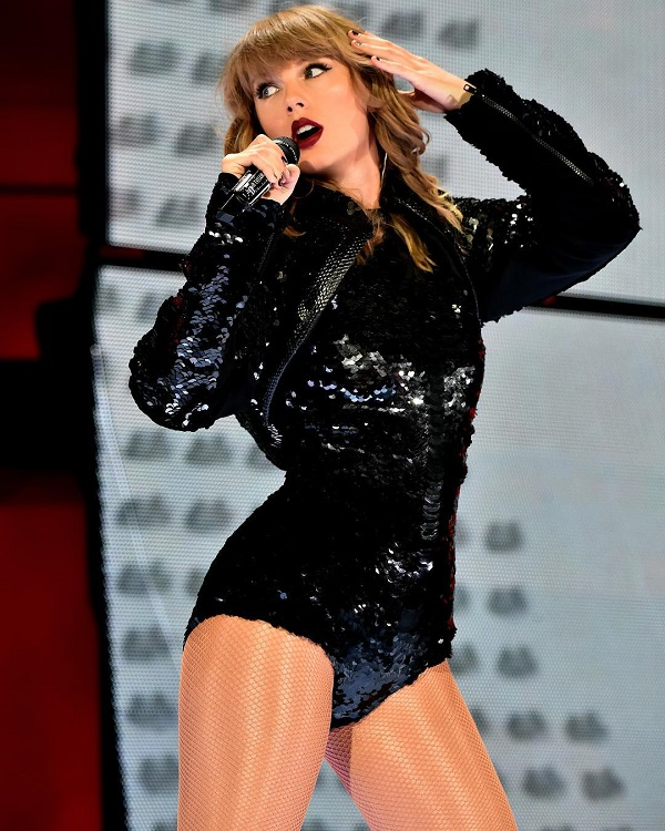 Taylor Swift Named World's Highest Paid Celebrity — NEWS