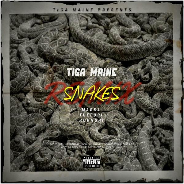 Tiga Maine Snakes Remix