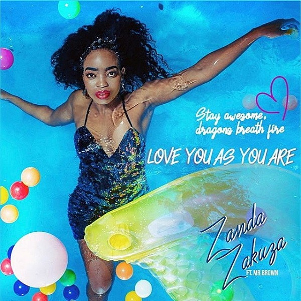 Zanda Zakuza Love As You Are
