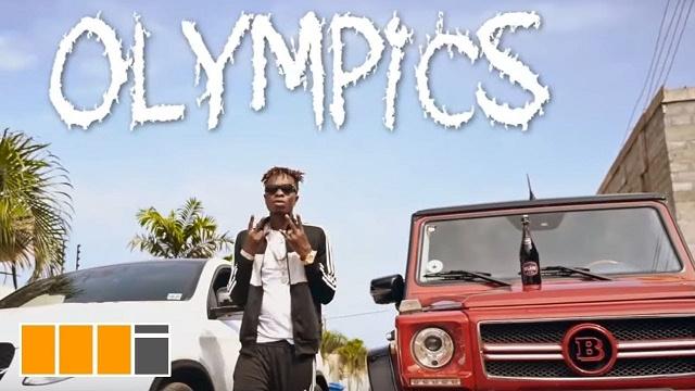 Natty Lee Olympics video