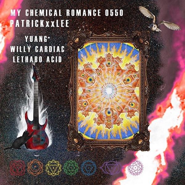 PatricKxxLee My Chemical Romance