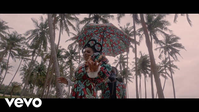 Yemi Alade Home video