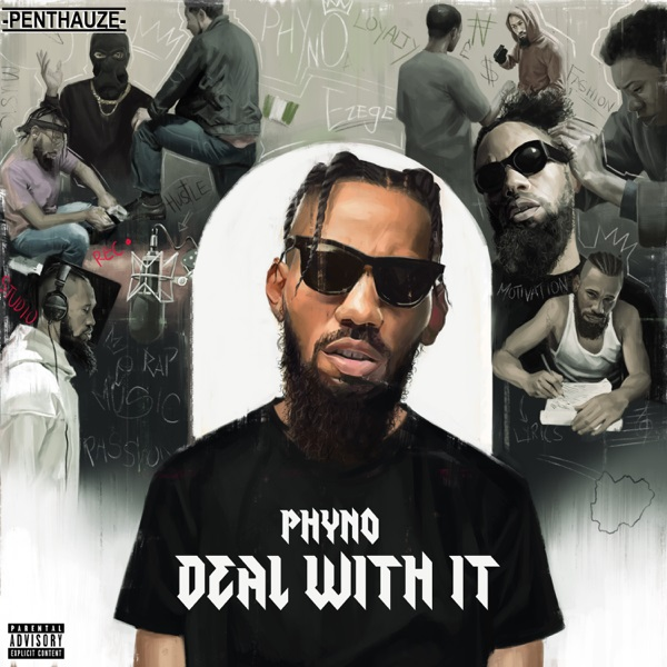 Phyno Blessings