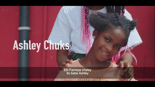 Ashley Chuks I Want To Win video