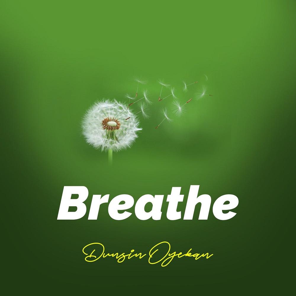 Dunsin Oyekan Breathe Artwork