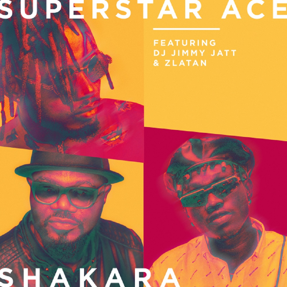 Superstar Ace Shakara