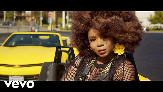 Yemi Alade Vibe Video