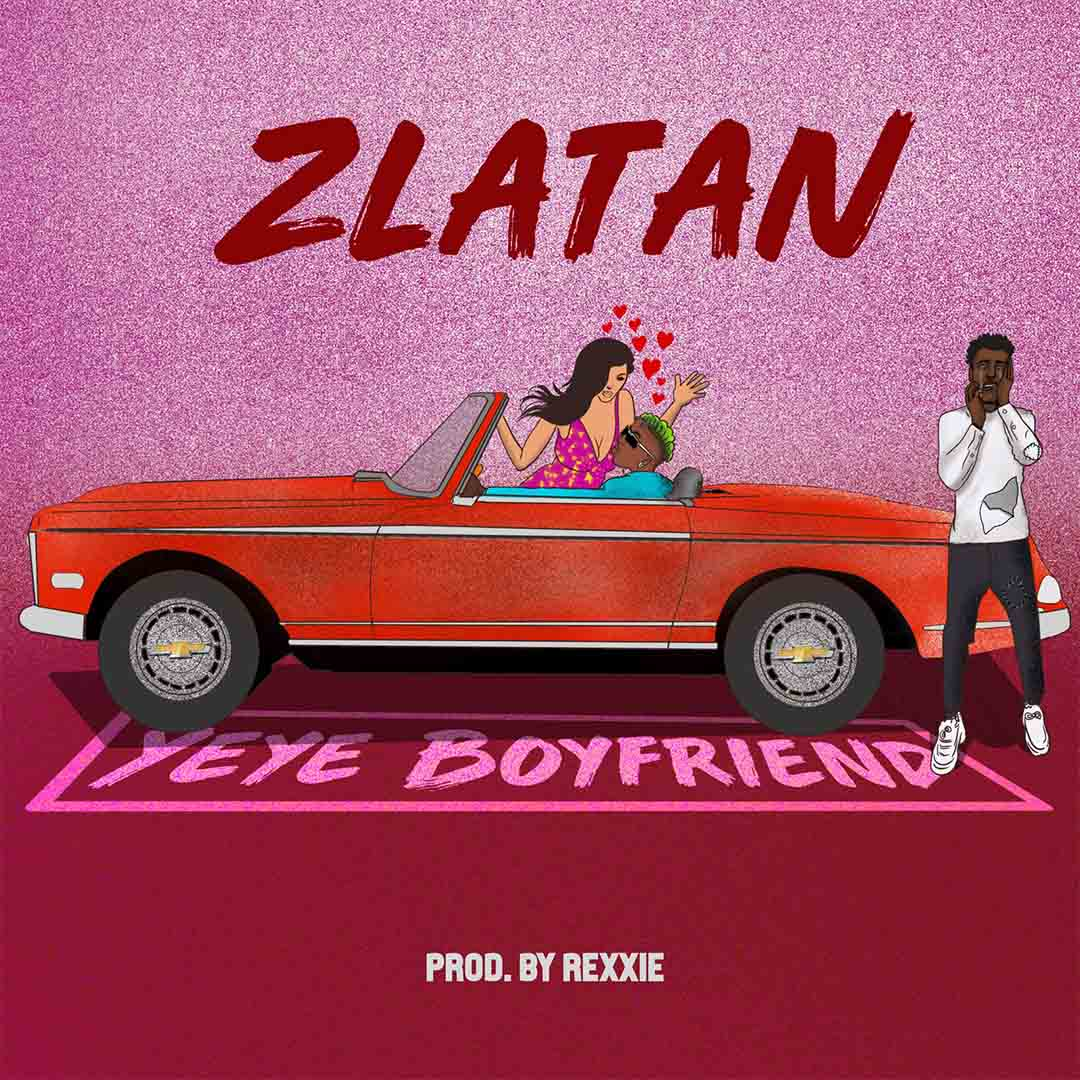 Zlatan Yeye Boyfriend Artwork