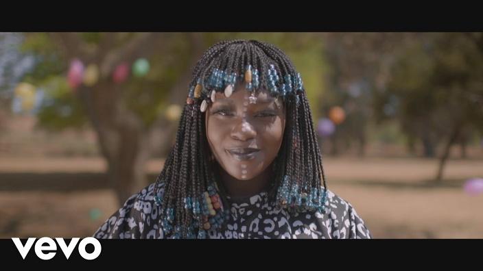 Amanda Black Egoli video