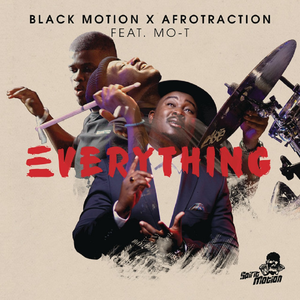 Black Motion Everything