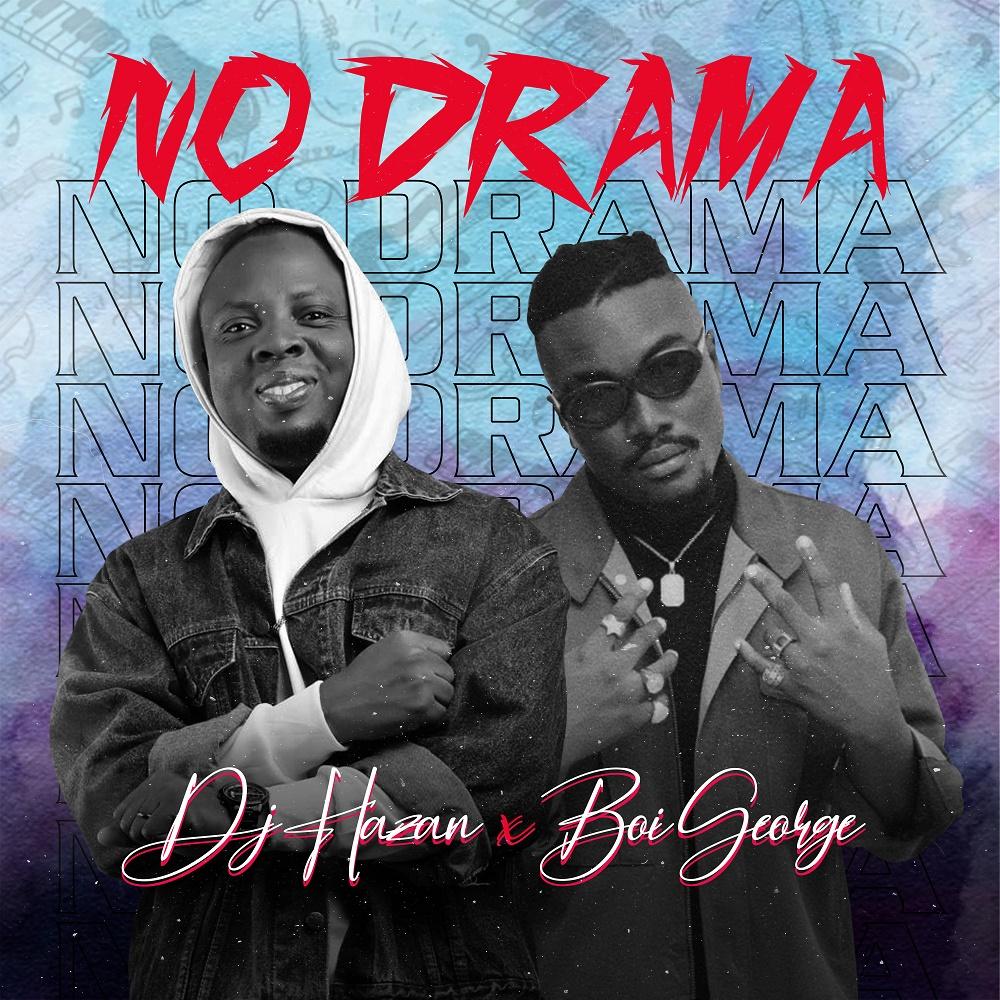 DJ Hazan No Drama