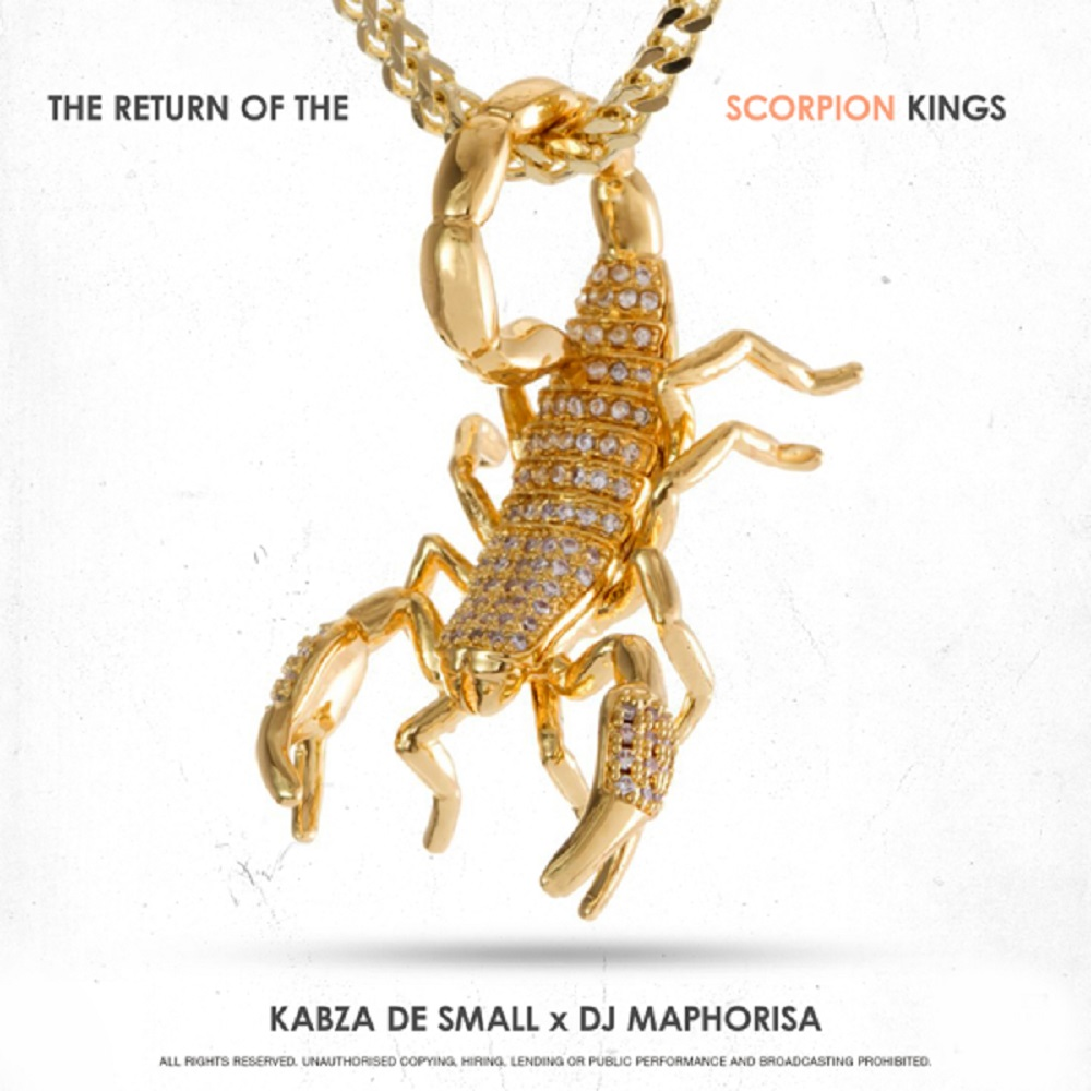DJ Maphorisa, Kabza De Small The Return of Scorpion Kings Album
