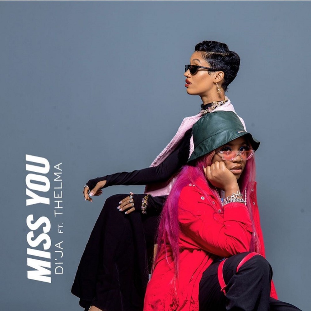 "Di'Ja – ""Miss You"" ft. Thelma"