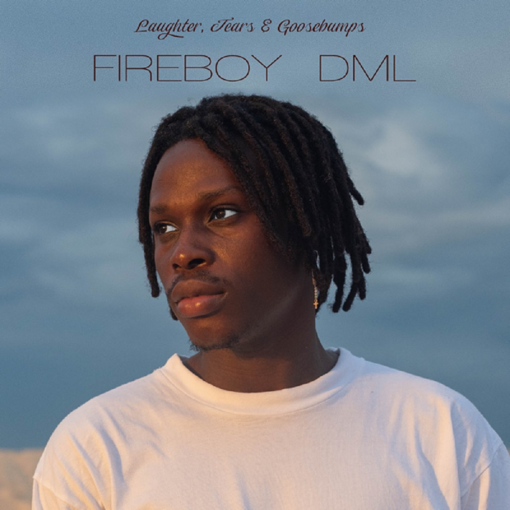 Fireboy DML Laughter, Tears & Goosebumps Album