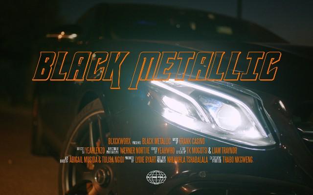 Frank Casino Black Metallic Video