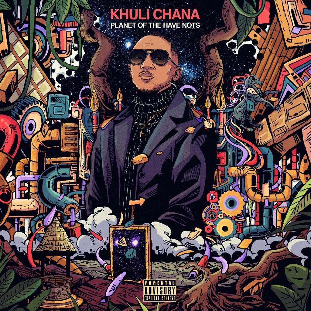 Khuli Chana Holding on or Forever Hold Your Peace