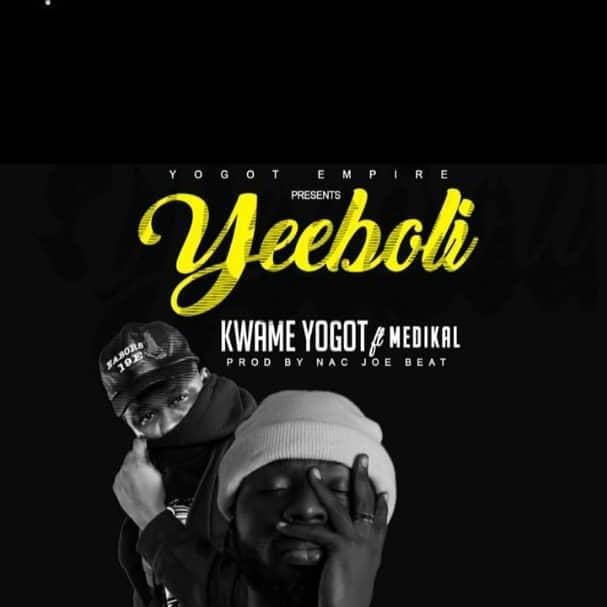 Kwame Yogot Yeeboli