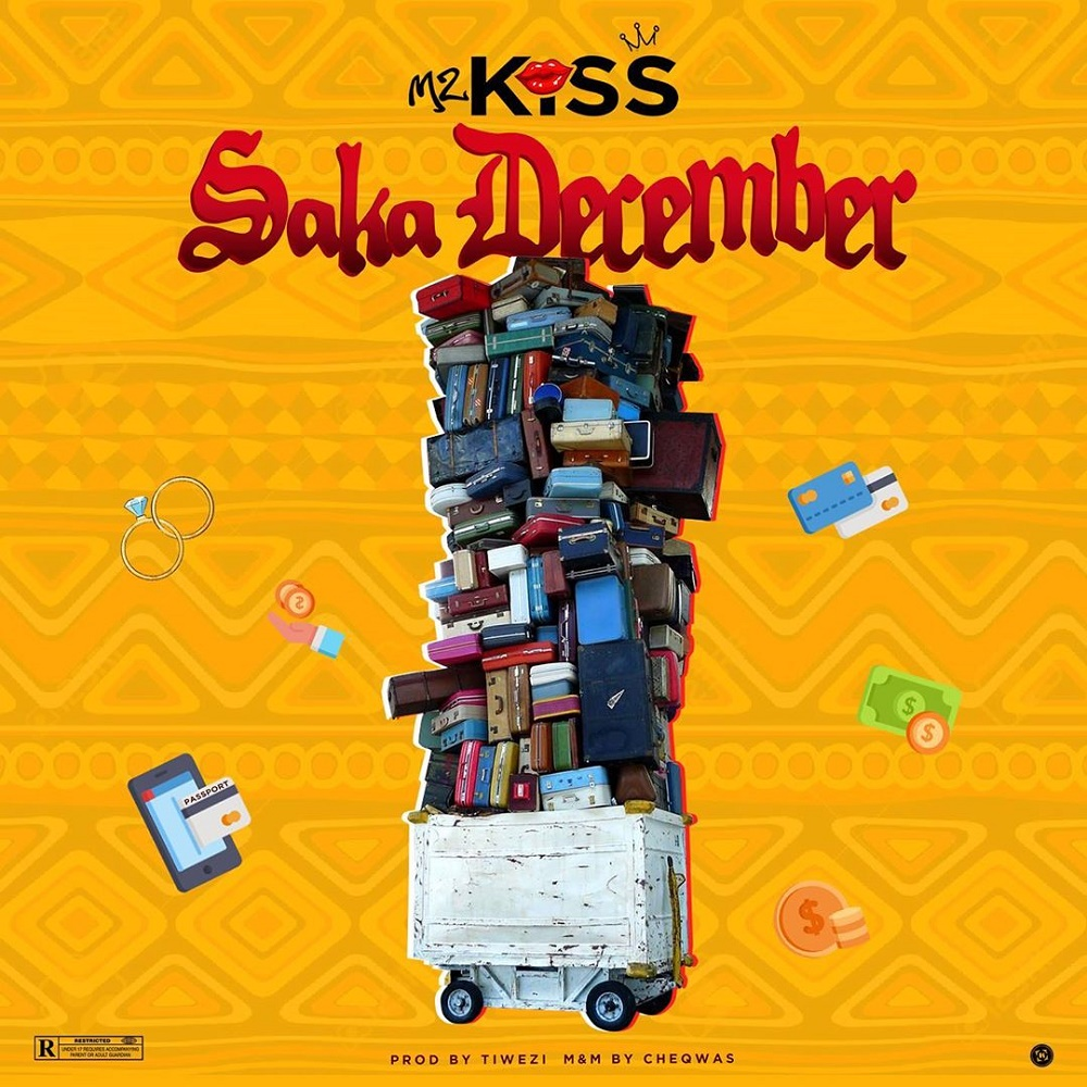 Mz Kiss Saka December