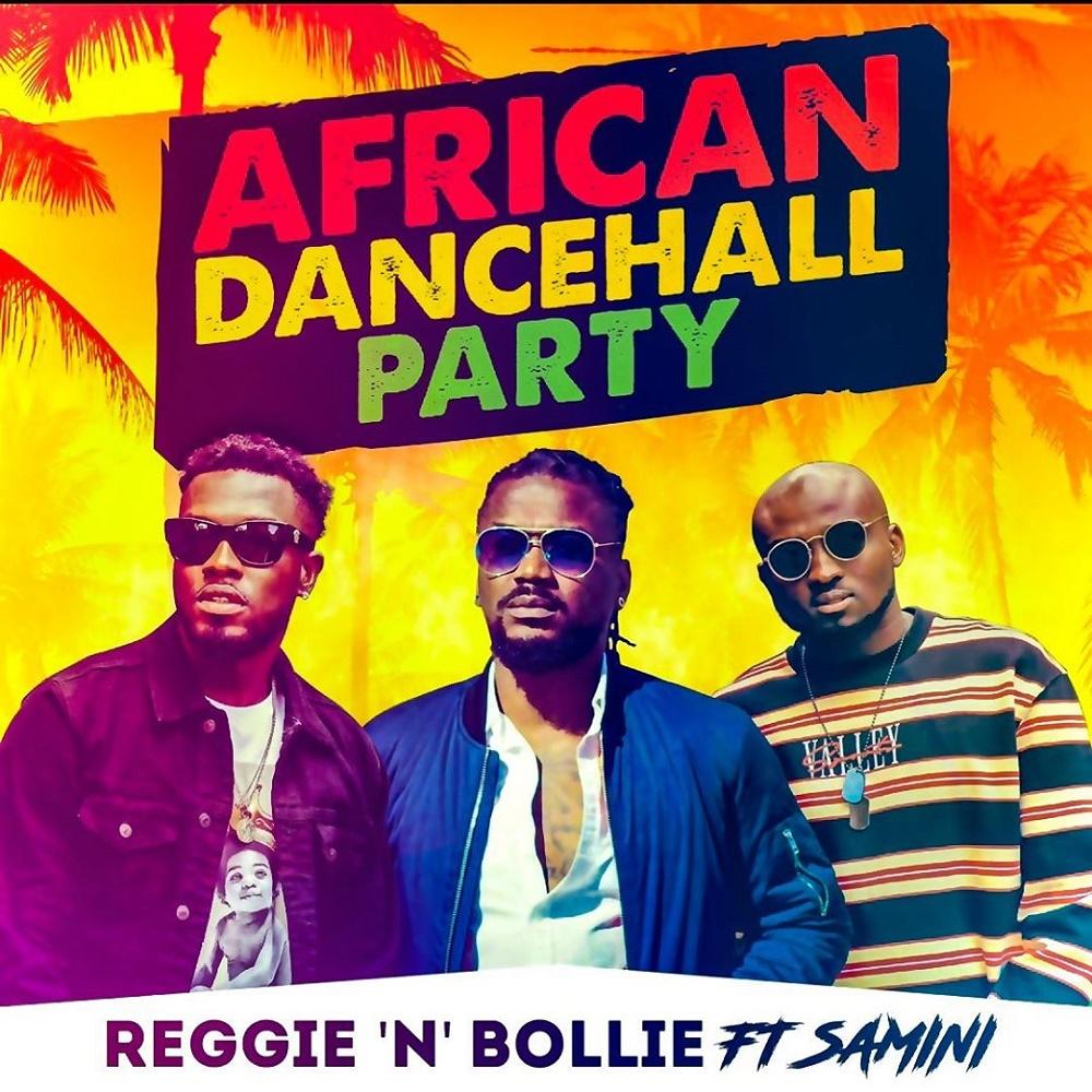 Reggie N Bollie African Dancehall Party