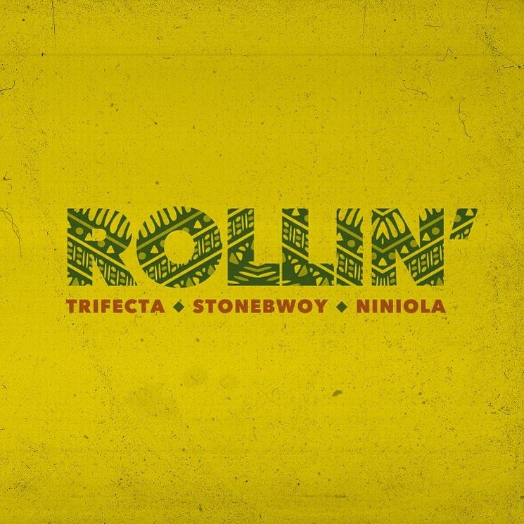 Stonebwoy Rollin