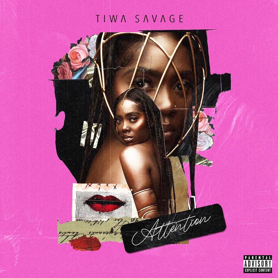 Tiwa Savage Attention