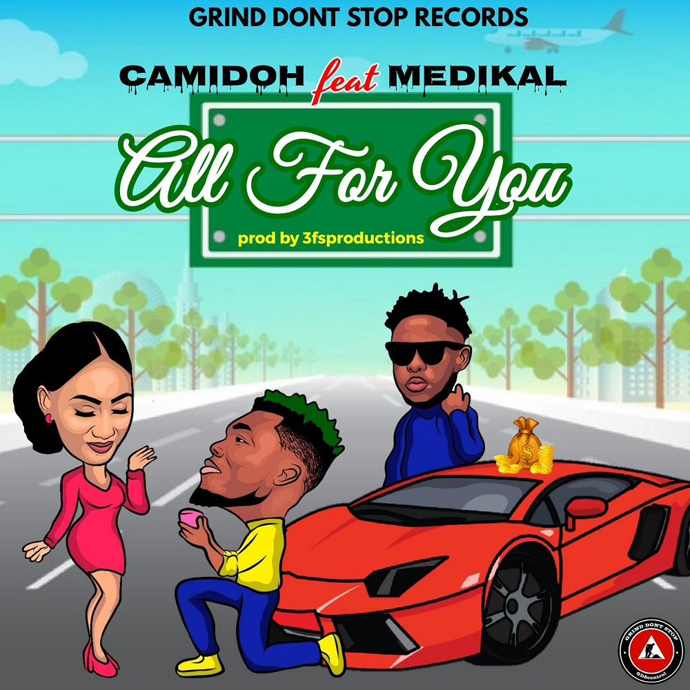 Camidoh All For You