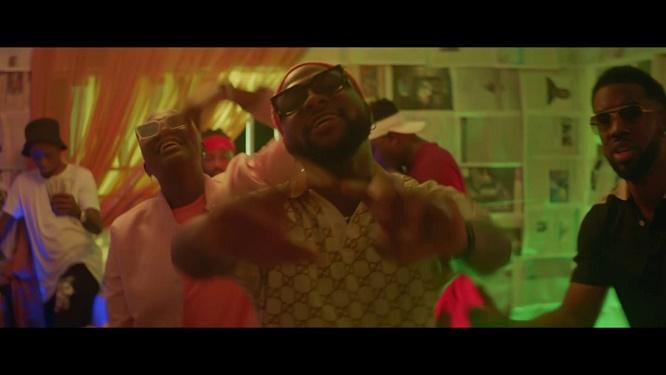 Darkoo Gangsta Remix video