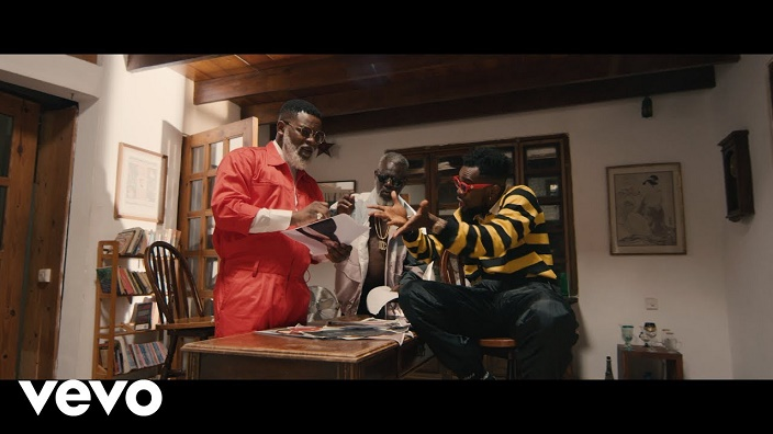 Falz Girls video