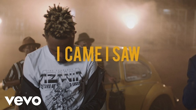 Kwesta I Came I Saw Video
