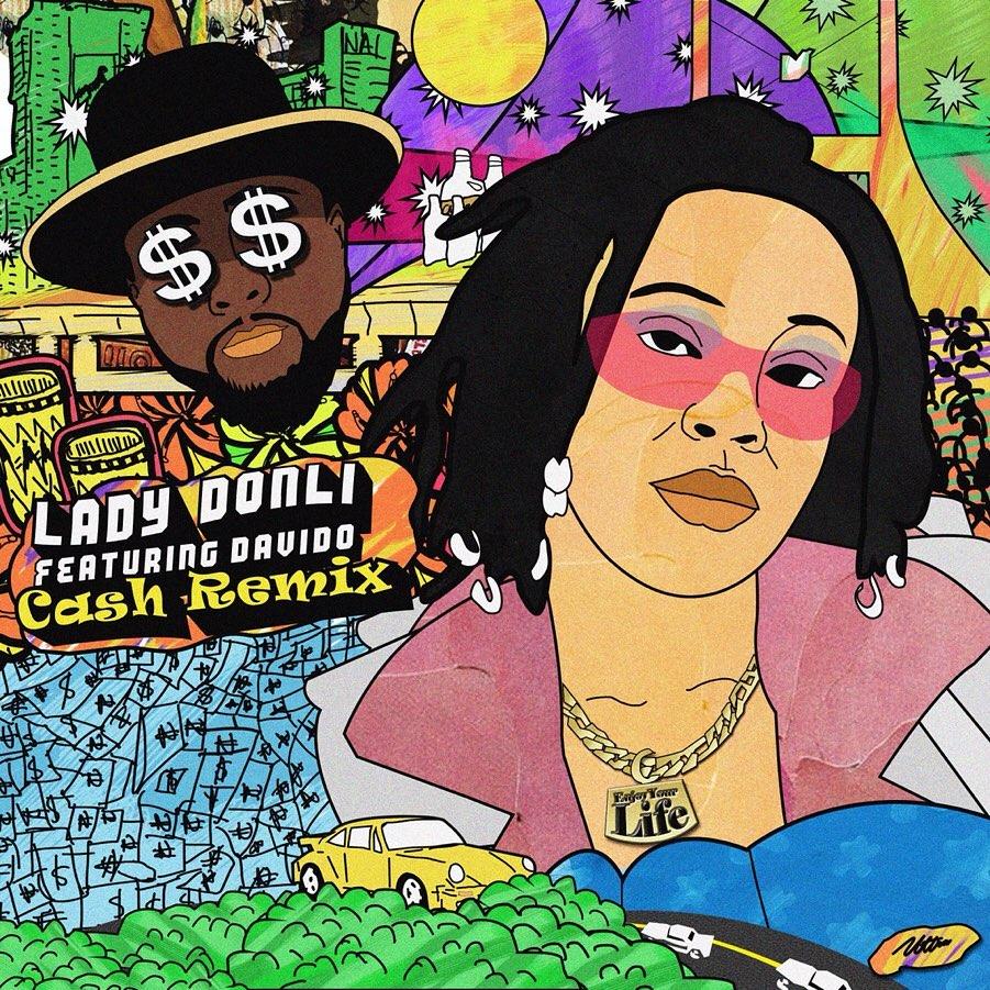 Lady Donli Cash Remix
